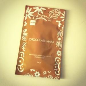 Me time chocolademasker hema
