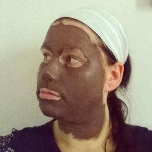 Me-time-maskertje