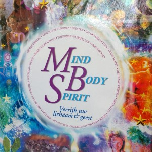 Mind body spirit design map