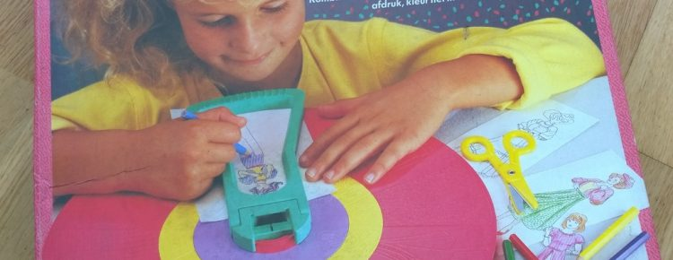Modewijzer spel kinderjaren mindjoy