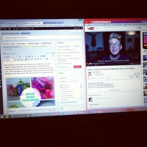 Nieuwe laptop 17 inch acer mindjoy