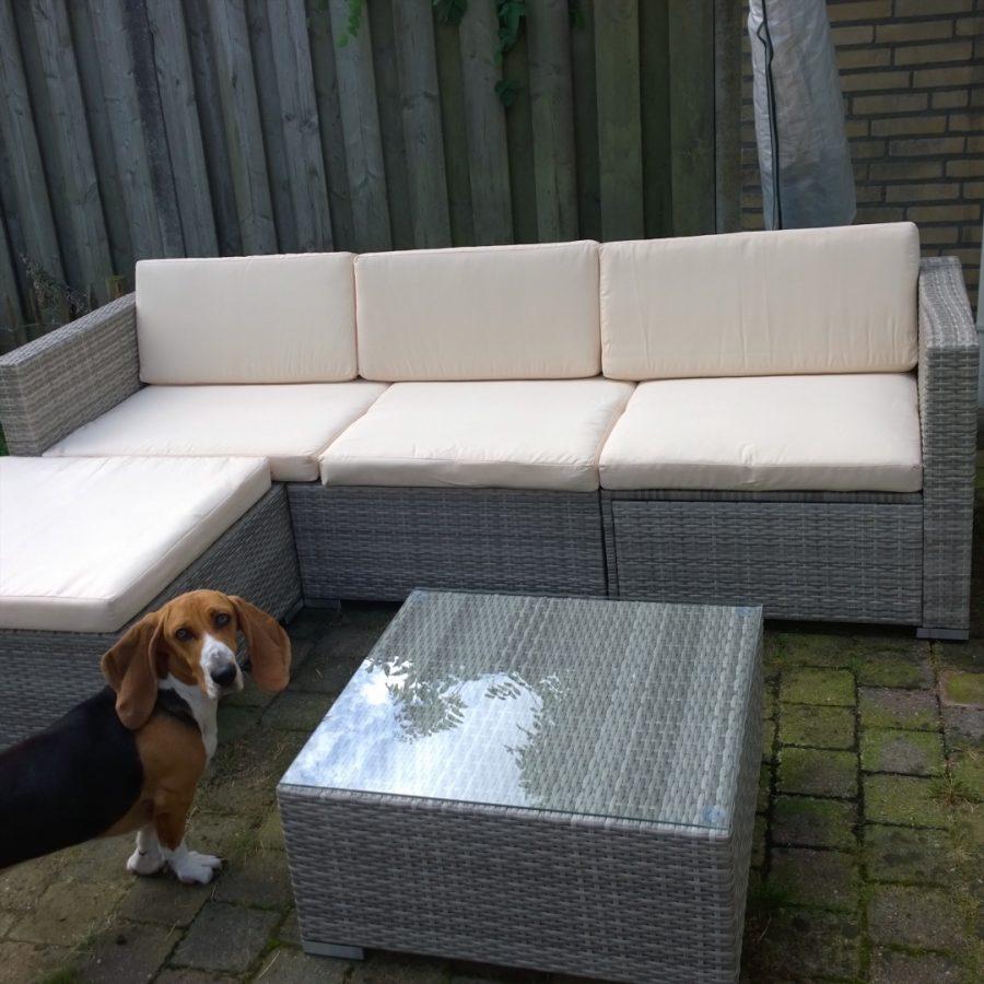 Nieuwe loungeset mindjoy Louie