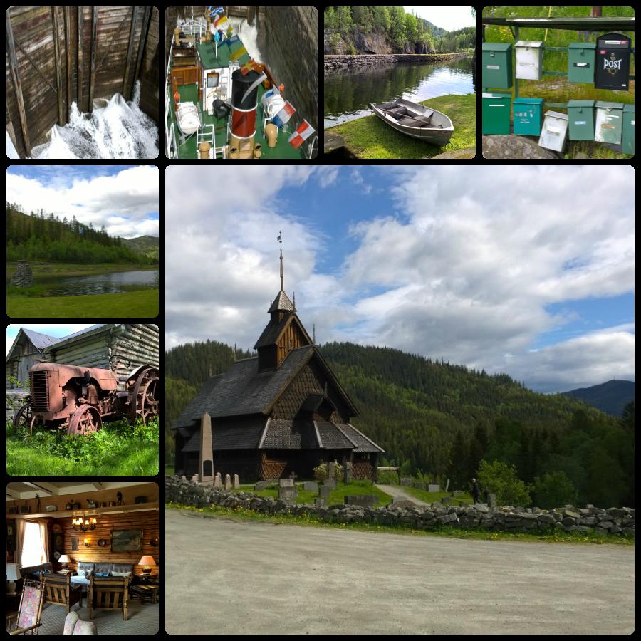 Omgeving Vradal rondreis Noorwegen 2015 mindjoy