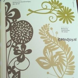 Papierknipkunst sjablonen