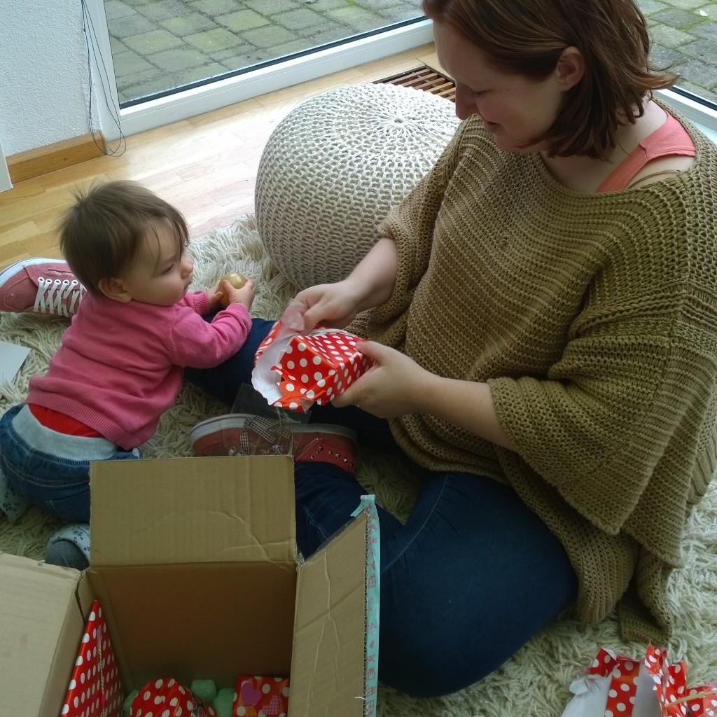 Persoonlijk kerstpakket meisje-eigenwijsje