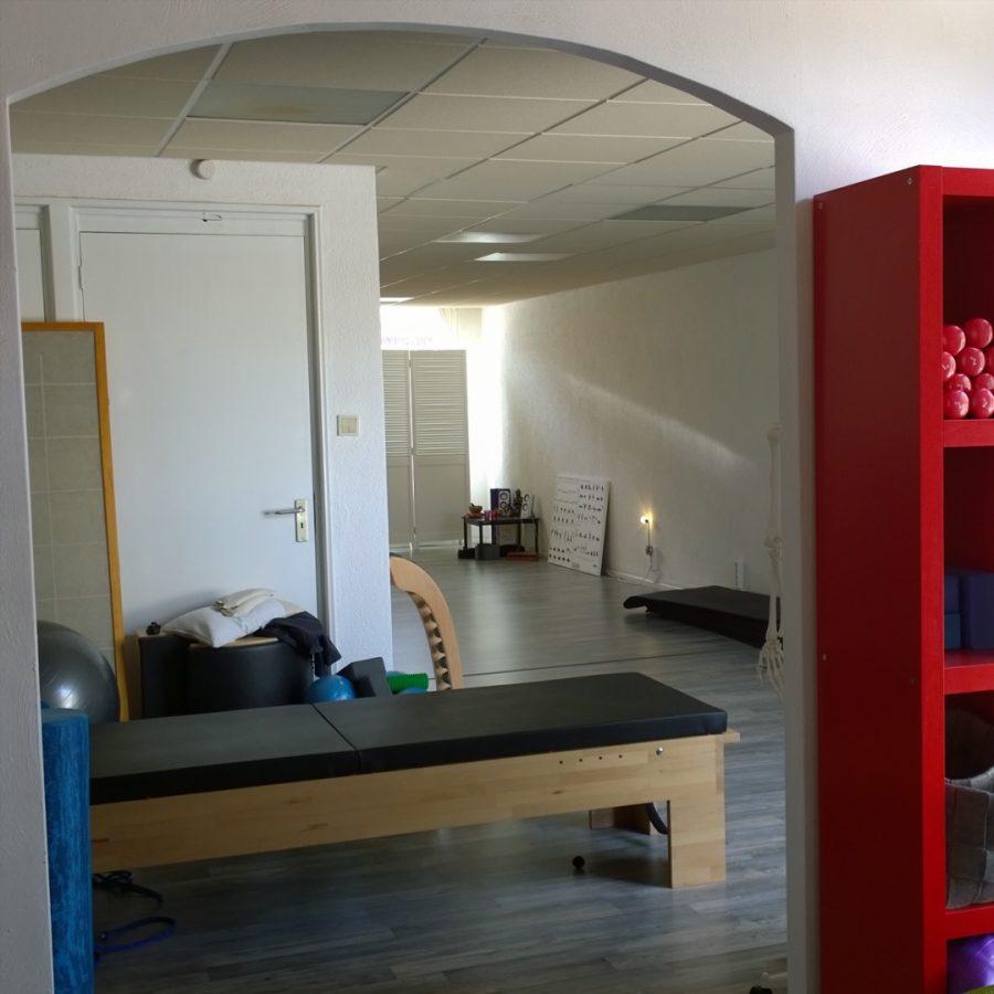 Pilates yoga studio element Tilburg