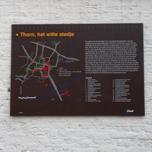 Plog Thorn het witte stadje