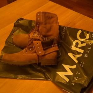 Plog aankoop marc schoenen