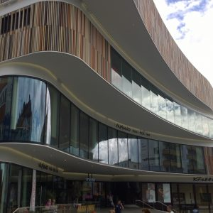 Plog augustus 2016 nieuwe winkelcentrum monchengladbach
