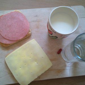 Plog augustus 2016 ontbijt voor mezelf
