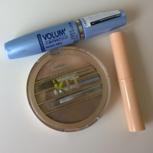 Plog make-up van de dag