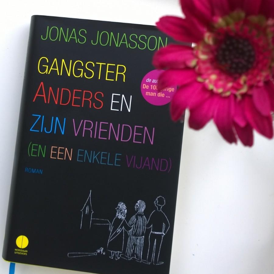 Recensie Jona Jonasson gangster anders en zijn vrienden