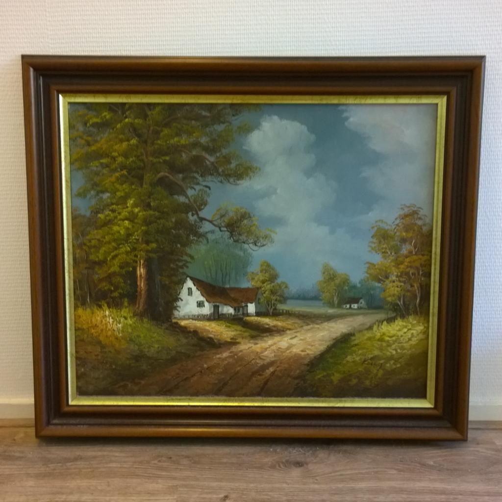 Kunst in je huis mindjoy for Schilderij huis voorgerecht