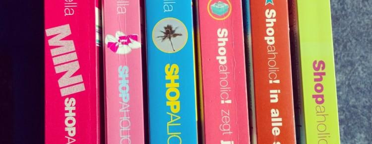 Shopaholic boekenreeks Sophie Kinsella