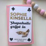 Boekrecensie Shopaholic grijpt in – Sophie Kinsella