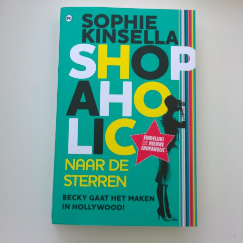 Shopaholic naar de sterren boekreview