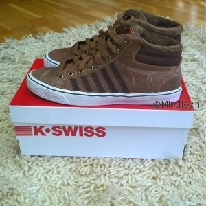 Sneakersenzo K-swiss