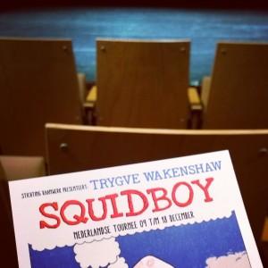 Squidboy parktheater voorstelling