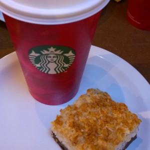 Starbucks speculaas latte kerstbeker