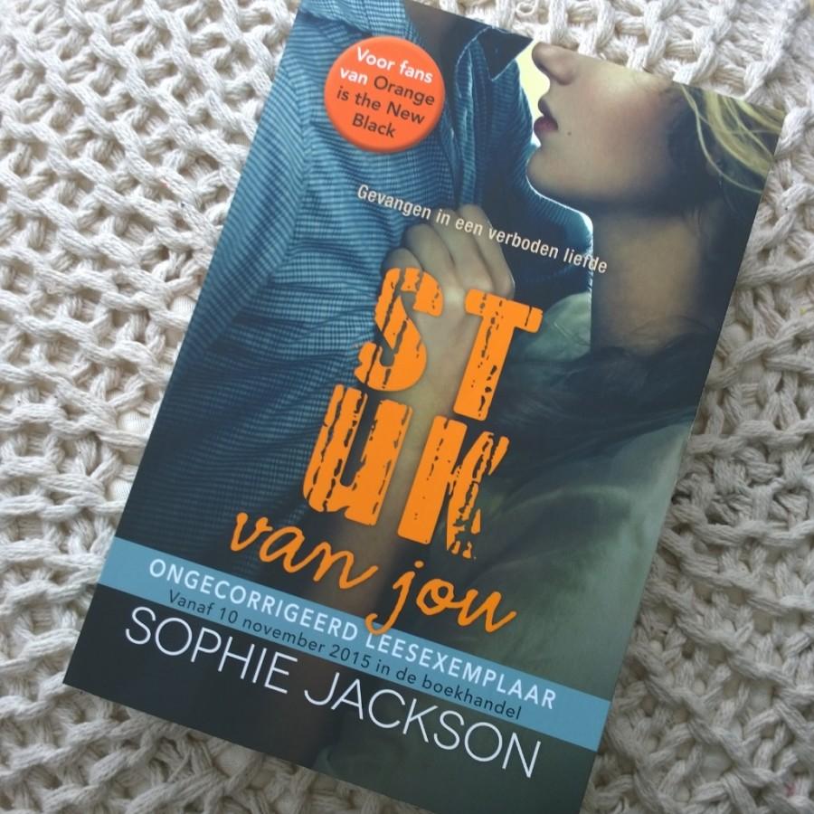 Stuk van jou Sophie Jackson recensie