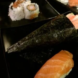 Sushi eten Els nobodyelsenl