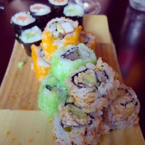 Sushi eten mindjoy