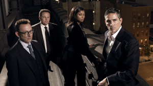 TVserie Person of Interest