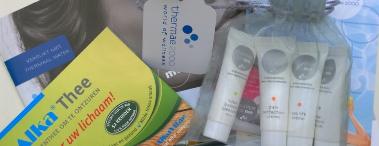 Thermae 2000 goodie bag