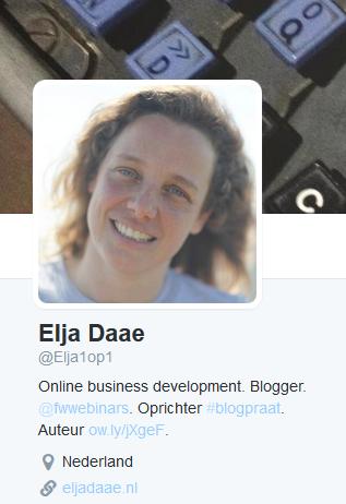Twitter account Elja1op1