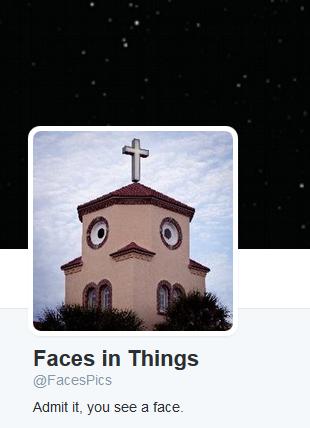 Twitter account FacesPics