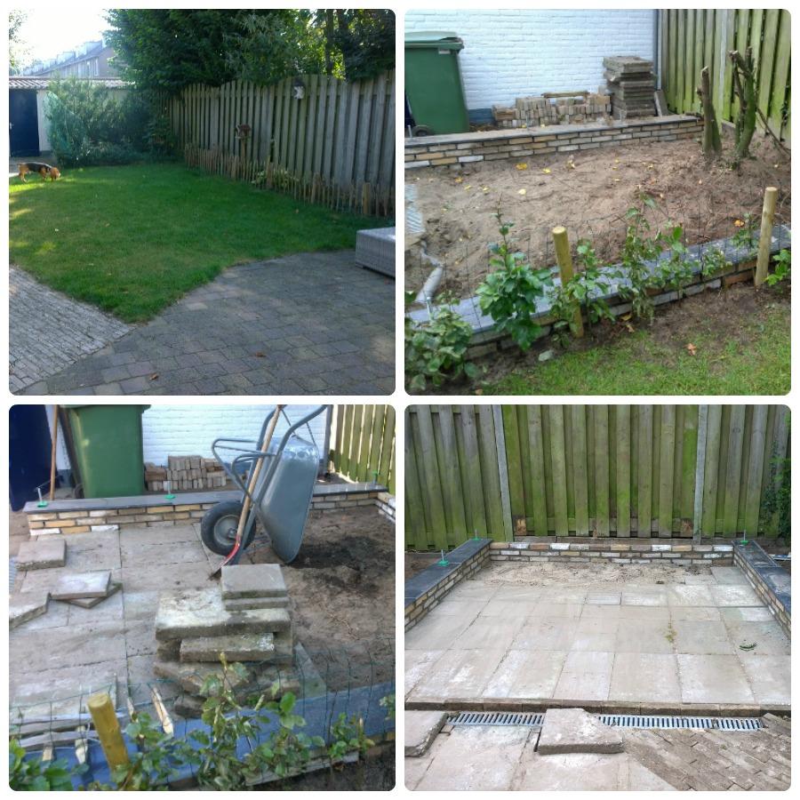 Veranda bouwen mindjoy situatie voor tuin