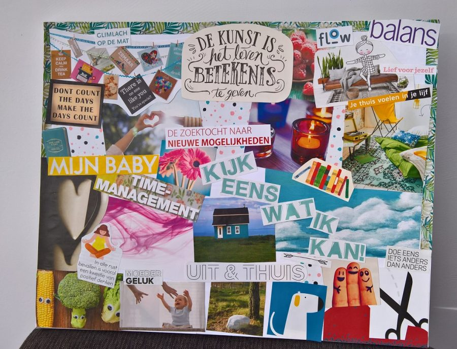 Vision board 2017 mindjoy