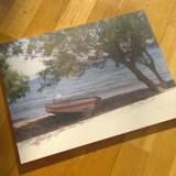 Foto op hout bij webprint