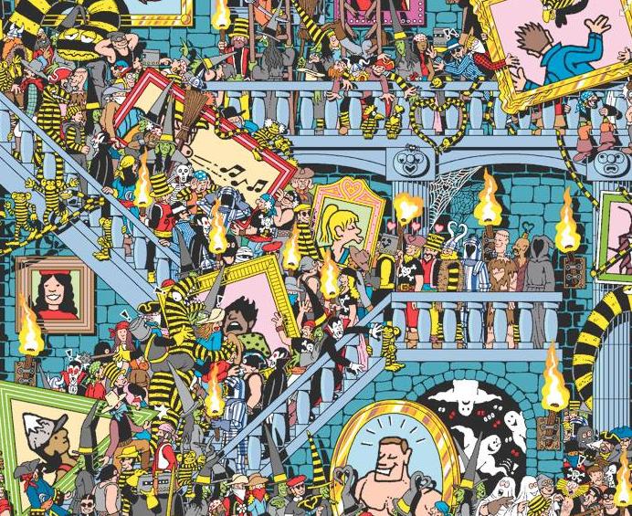 Where's Wally 3