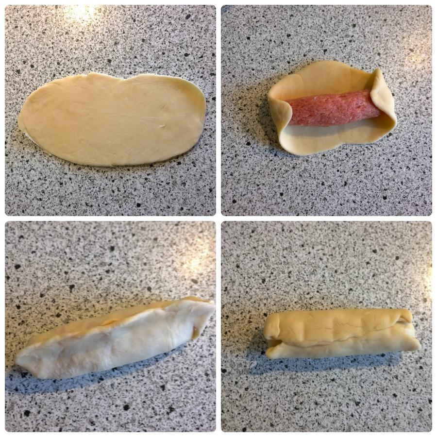 Worstenbrood maken home made challenge