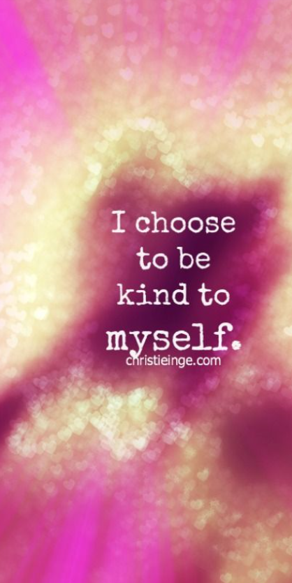 choose to be kind quote