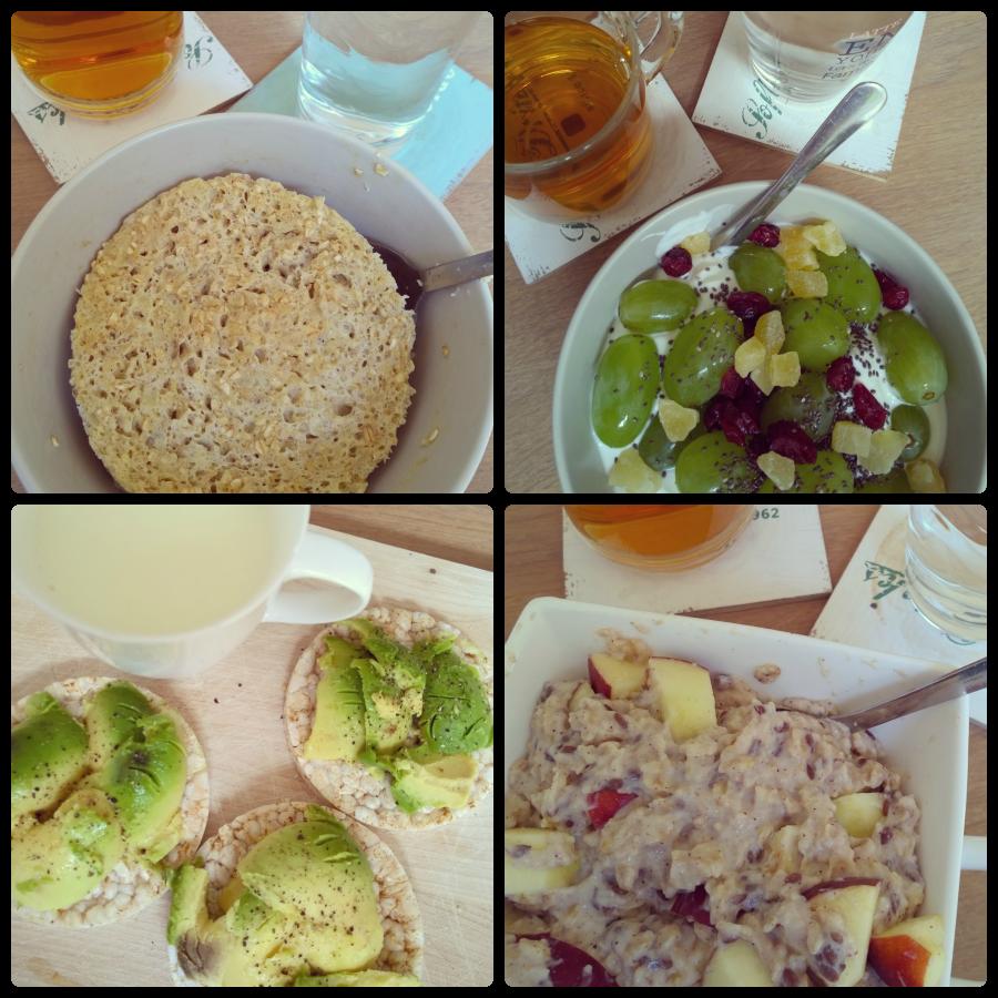 health challenge gezond ontbijt