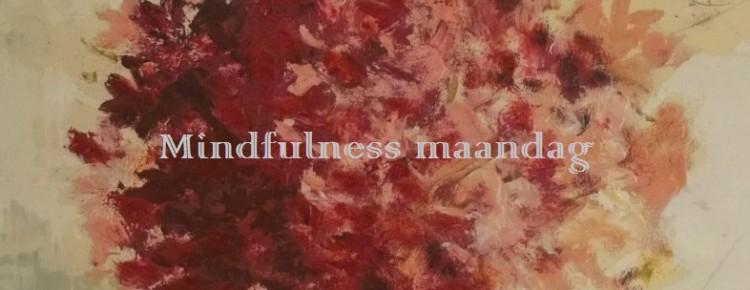 mindfulness maandag header