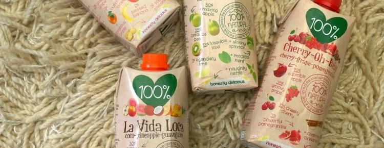 100p natural juice nieuwe smaken