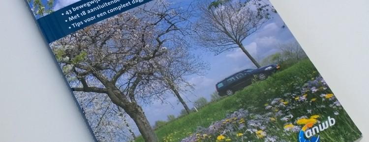 ANWB toeristische autoroutes boek