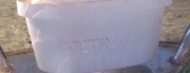 BRITA waterfilter stap1