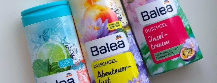 Balea douchegel limited edition april 2016
