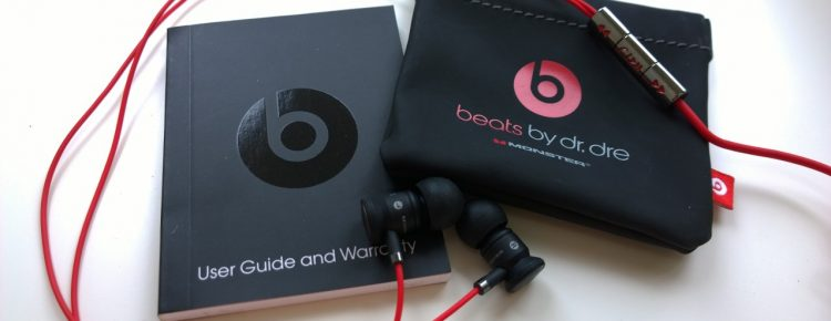 Beats by dre oordoppen