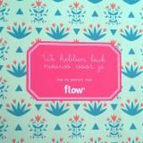 Nieuw: Flowmagazine Flow Weekly