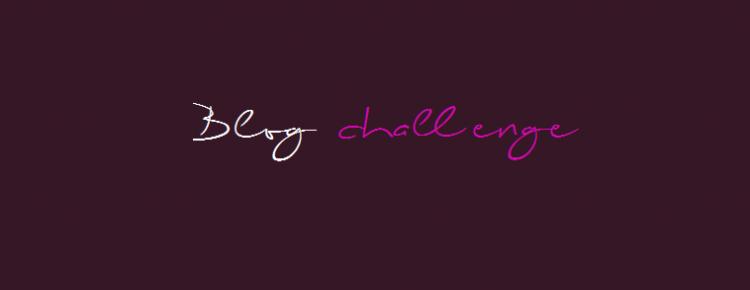 Header blog challenge