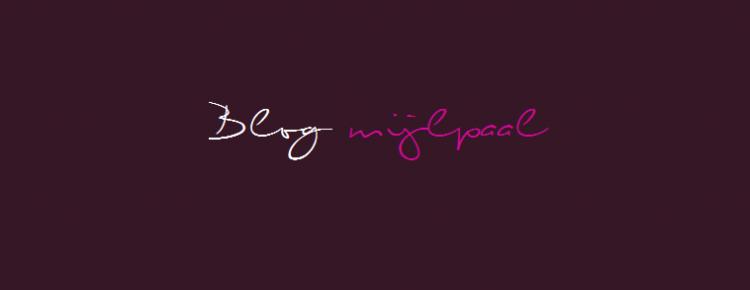 Header blog mijlpaal