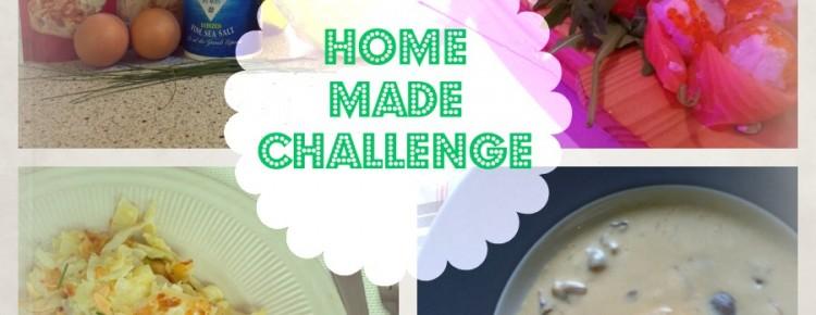 Home made challenge logo mindjoy