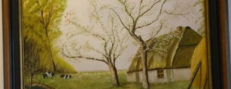 Schilderij Wim Smits