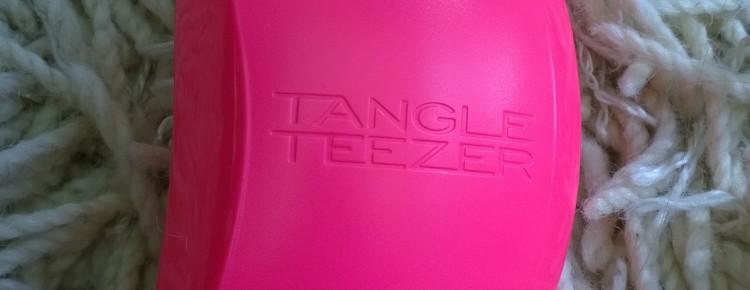 Tangle teezer vormgeving